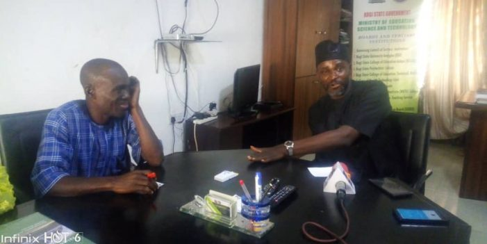 Kogi new Education Commissioner, Wemi Jones assumes office, promises more rapid transformation