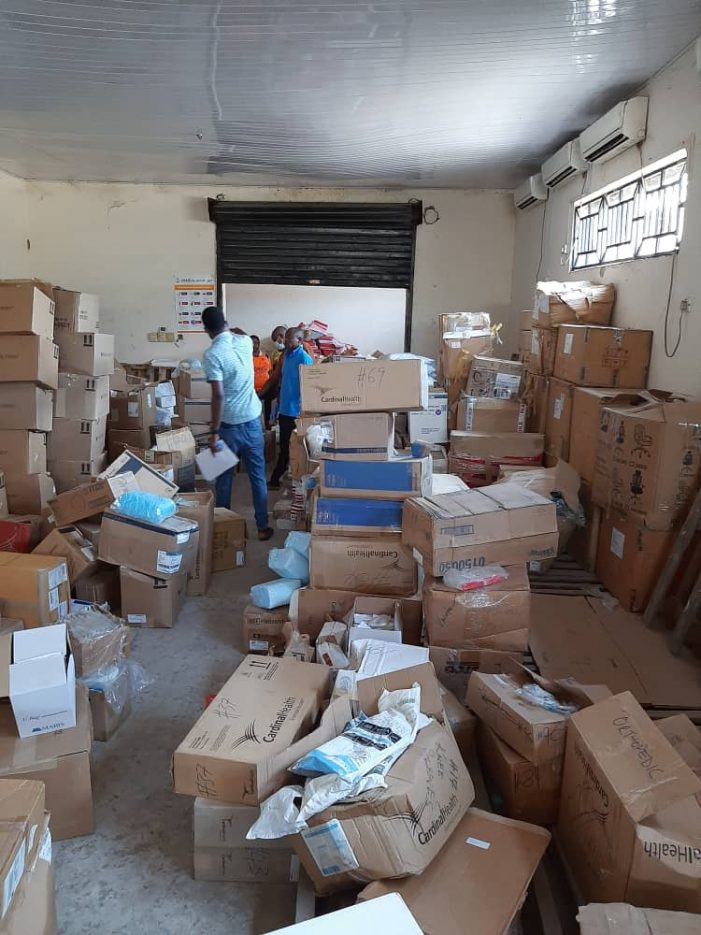 Covid-19: Kogi Govt. To Distributes N400m  Worth of Medical Consumables, Equipment To Hospitals