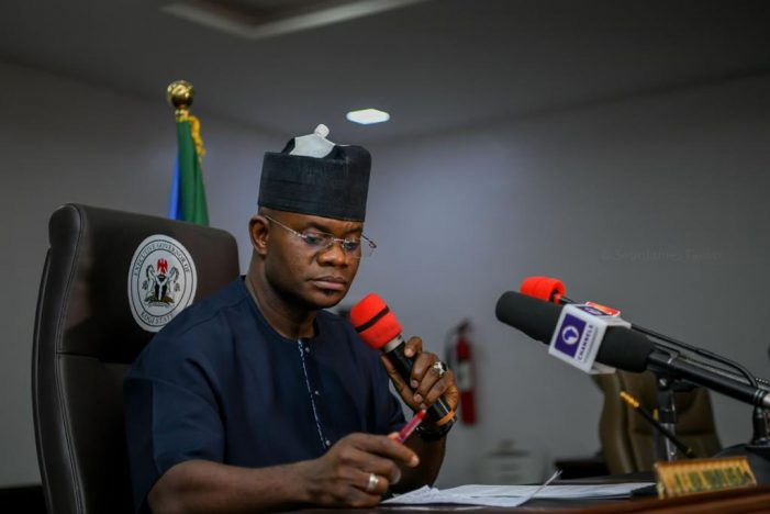 Kogi Speaker Pour Encomium On Gov. Yahaya Bello @ 45