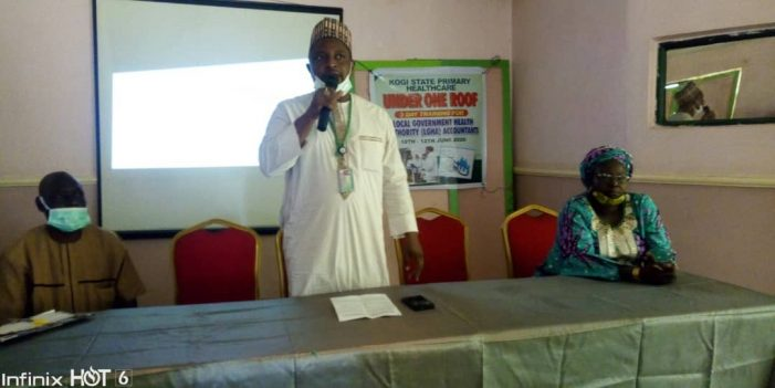 Healthcare Under One Roof: Kogi trains account officers on transparency, accountability