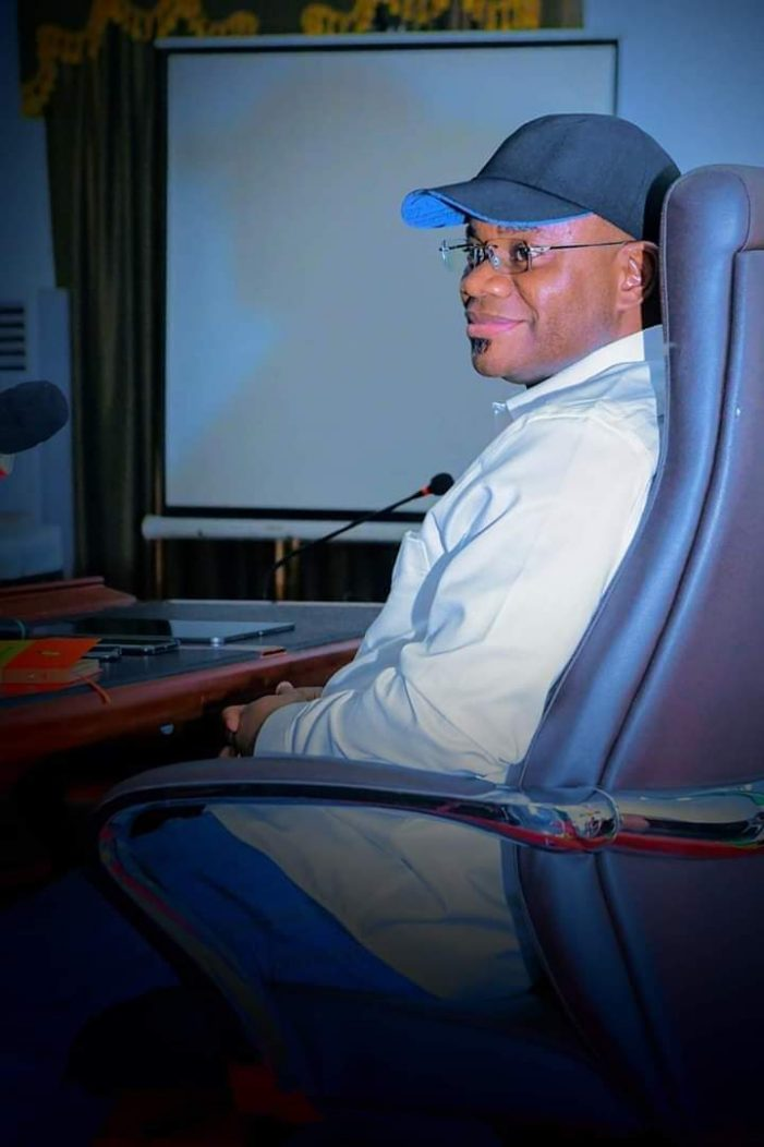 Hon. Onyekehi Pens Emotional Tribute To Gov. Bello, Says 'You're A Symbol of Success'