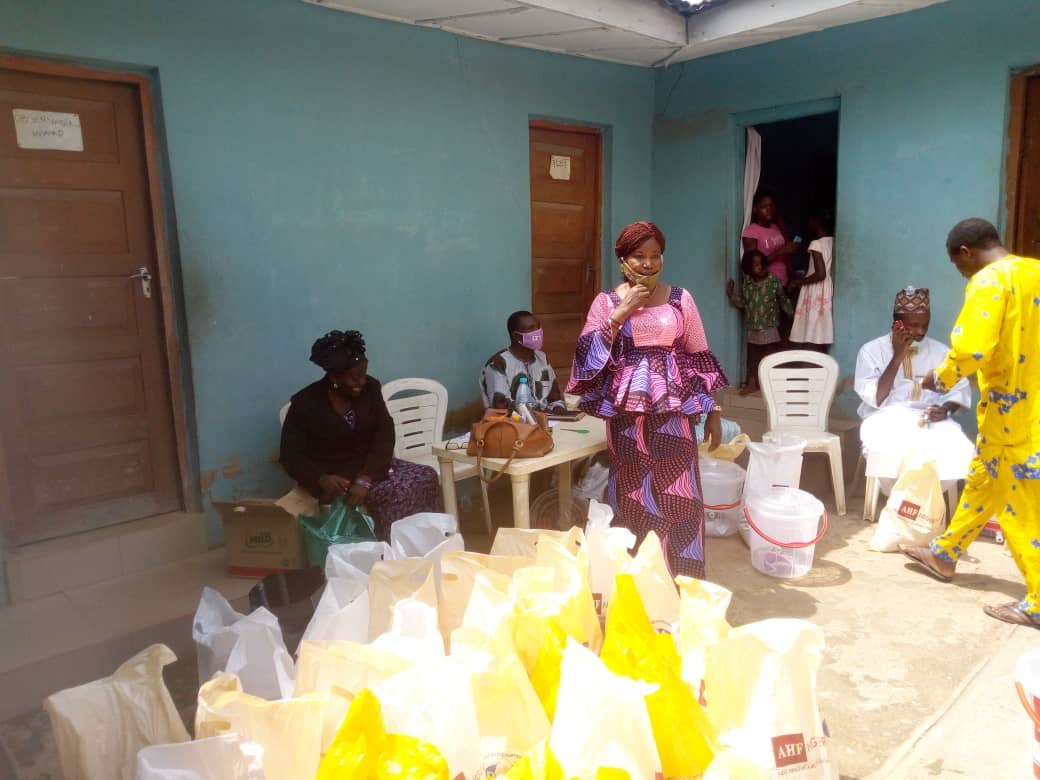 COVID-19: NGOs distribute food items, face masks to communities in Kogi