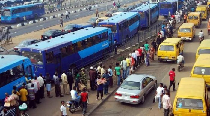 Lagosians lament hike in BRT fares, none compliance to NCDC directives on Covid-19