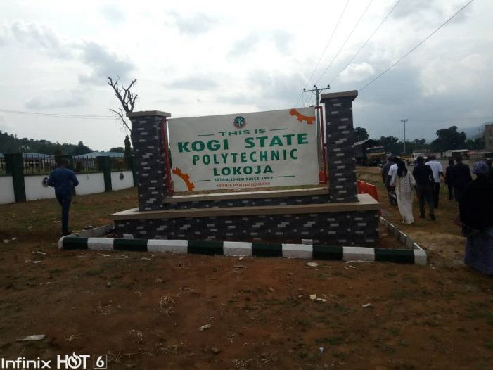 Education Commissioner Lauds Kogi Poly Rector's Giant Strides In Few Months