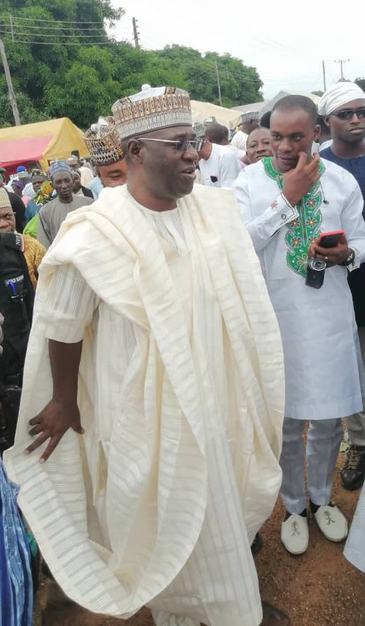 Hon. LAWAL Hails  AGUVA's Appointment As Gov Bello's Aide