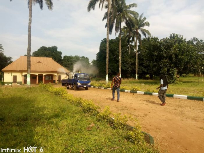Kogi Govt. Extends Schools' Fumigation To Eastern Senatorial District
