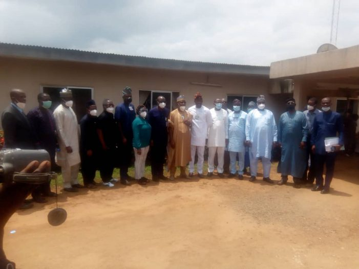 Itakpe Iron Ore Critical To Nigeria Industrial Revolution – Hon. Lawal…As House Committee on Steel Tour Company Facilities