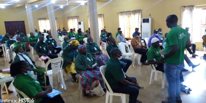 FG Trains CCT Beneficiaries in Kogi On Savings Culture