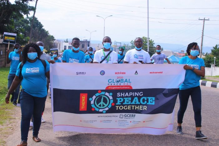 INTERNATIONAL PEACE DAY: ActionAid Calls For Implementation Of Youth Commission Law In Kogi