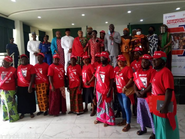 Mercy Corps inaugurates women council to champion peace, development in Kogi