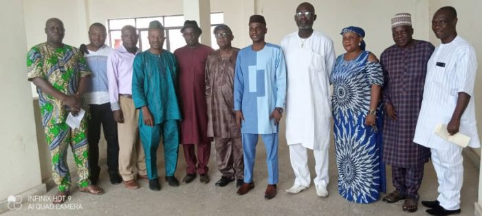 CONFLUENCE BUSINESS DIRECTORY: KOGI INAUGURATE IMPLEMENTATION COMMITTEE