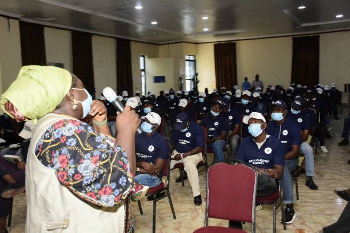 Be The Change Agents For Economic Landscape of Kogi – Gov. Bello Charges CARES Trainees