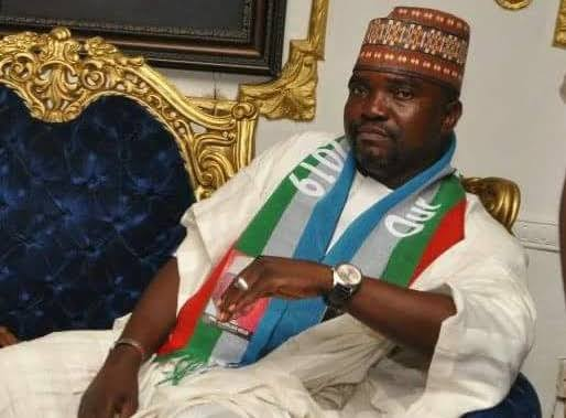 HON. LAWAL CONDOLE KOGI STATE APC CHAIRMAN OVER MOTHER'S DEATH