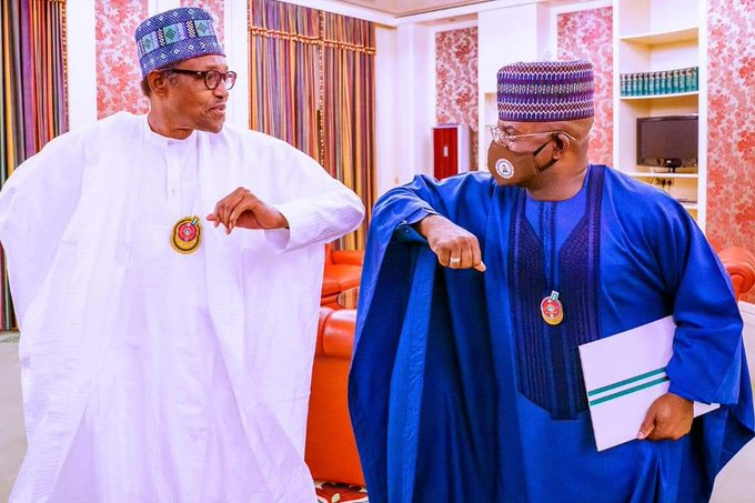 Gov Bello Meets Buhari, Seeks Establishment Of Airport