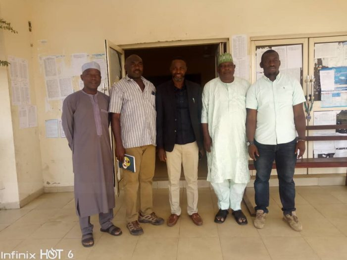 CUSTECH: Implementation Committee Tour Osara Campus For Takeoff