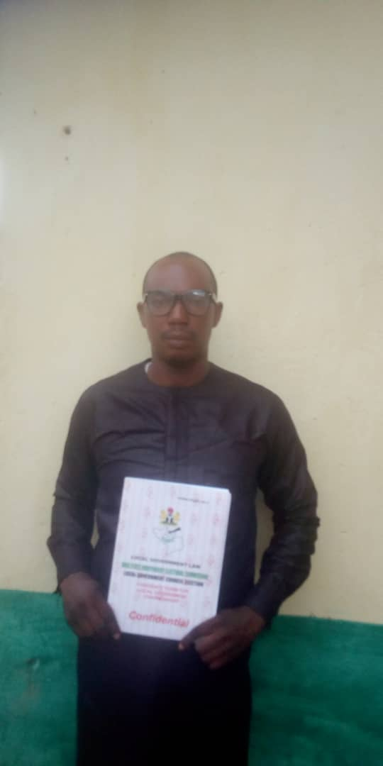 KOGI COUNCIL POLL: ADC CANDIDATE, SOLOMON BOWS TO PARTY DECISIONS, WITHDRAWS FROM MOMAMURO RACE