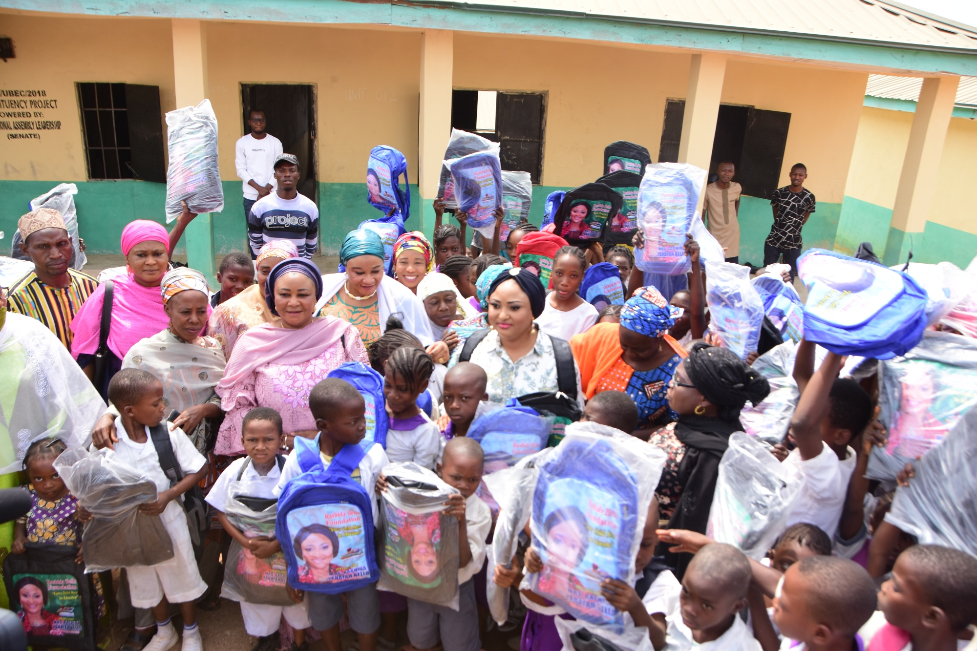 Give Priority To Your Education – Kogi First Lady Admonishes Students