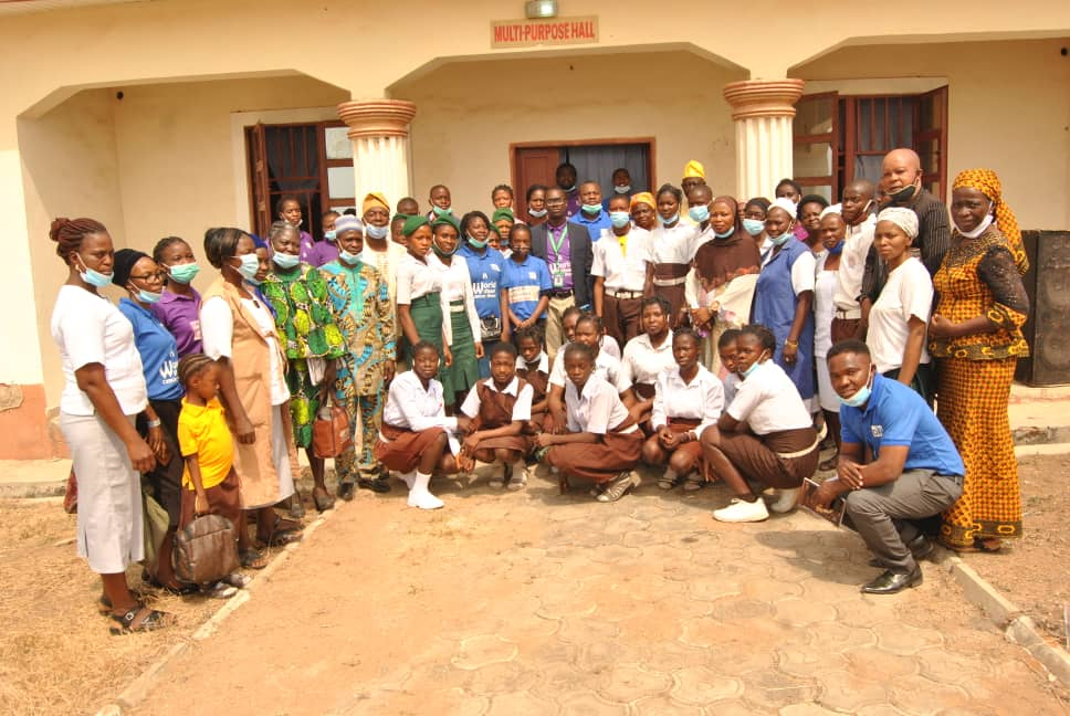 World Cancer Day: Dove-Haven Foundation Trains Health Personnel on Cervical Cancer Screening