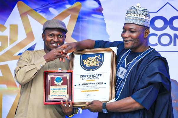 OPINION: HARVEST OF AWARDS, ACCOLADES, AS ACTING RECTOR MARKS 10 MONTHS IN OFFICE