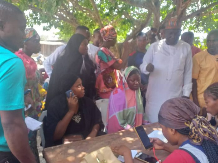 SURVIVAL FUND: AJAOKUTA REPS MEMBERS FACILITATES CAPTURING OF CONSTITUENTS