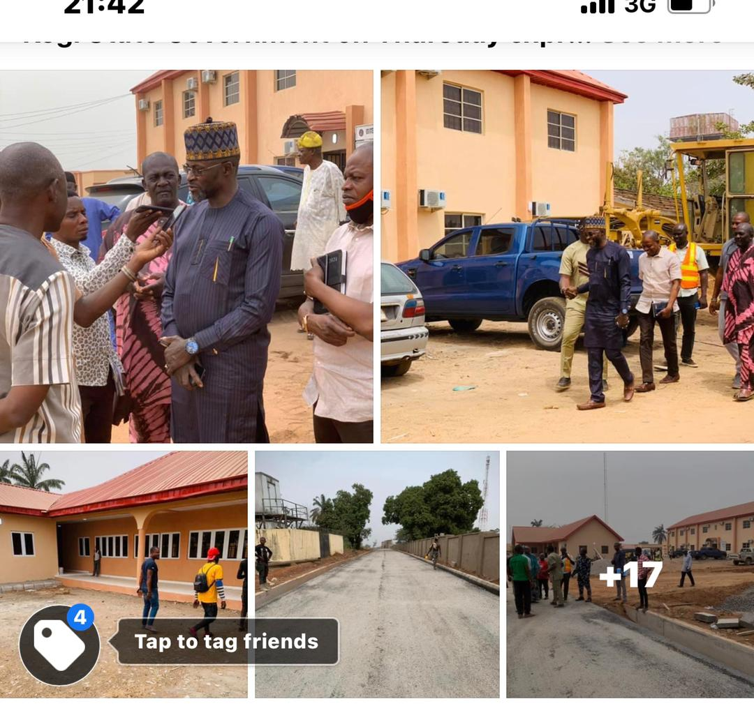 CUSTECH: Kogi Government Expresses Satisfaction With Level of Ongoing Project