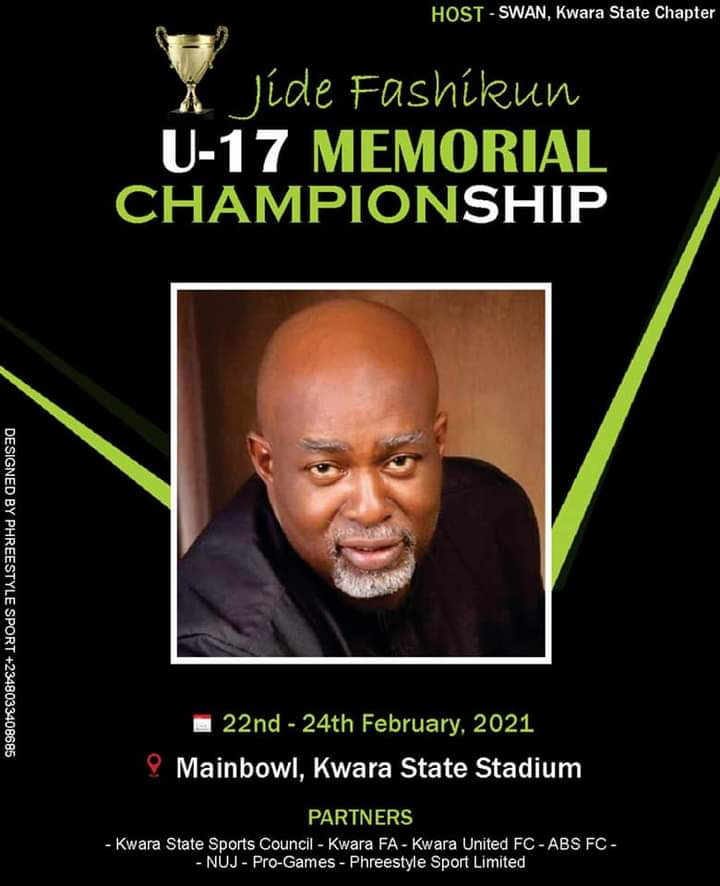 SWAN honours late Kwara chairman with memorial lecture, football competition