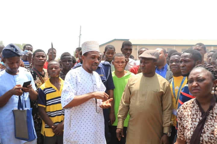 KOGI POLY RECTOR REASSURES STUDENTS ON QUALITY SERVICE DELIVERY