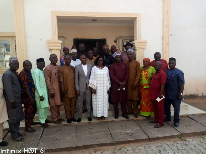 Gov. Bello Inaugurates Kogi Council For Information Committee