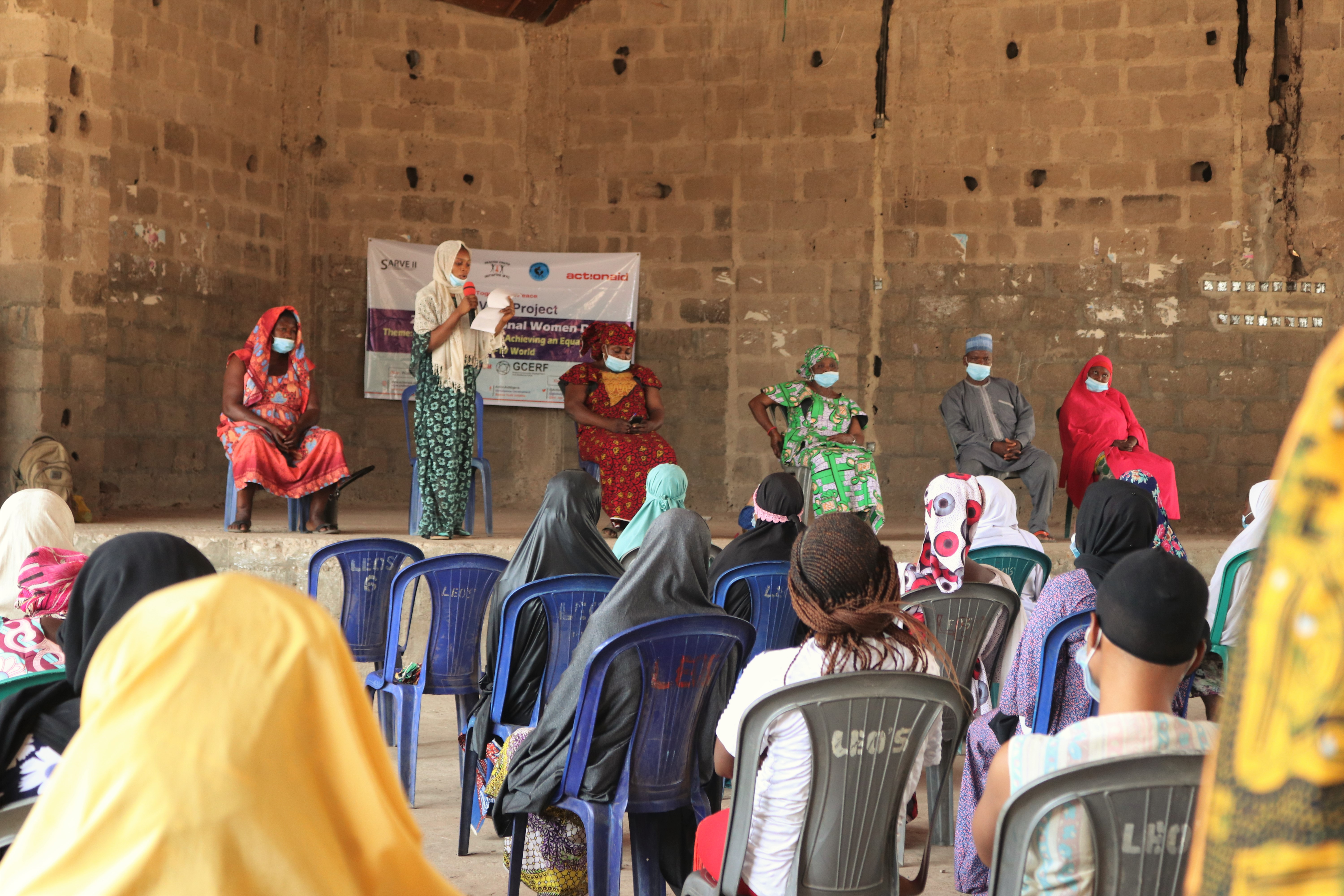 ActionAid Takes Campaign Against Gender Base Violence To Kogi Communities
