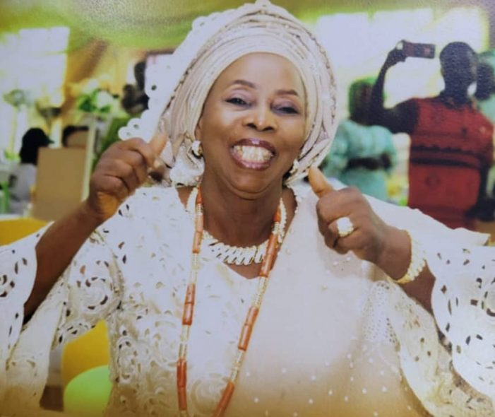 ESV ROTIMI ROLLS OUT BURIAL PROGRAMS FOR LATE MOM